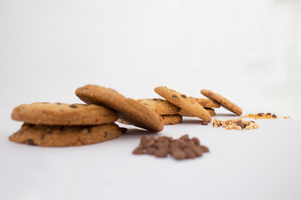 Photo de cookies 3 sortes différentes