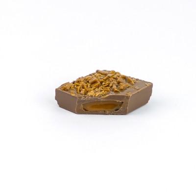 Packshot – Carrés de chocolat